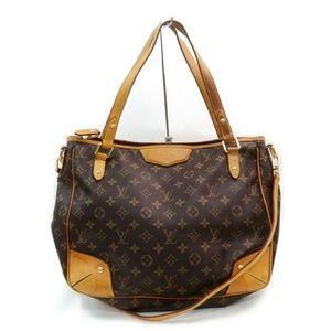 💯 Auth Louis Vuitton  Estrela MM Crossbody Bag
